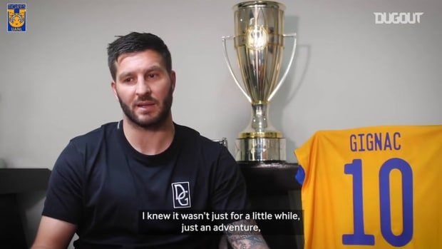Gignac on his contract renewal: 'When I arrived, I knew we would be together for a long time'