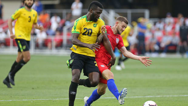 Jamaica-USMNT-Friendly