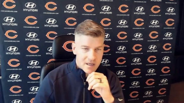 Ryan Pace on improving roster