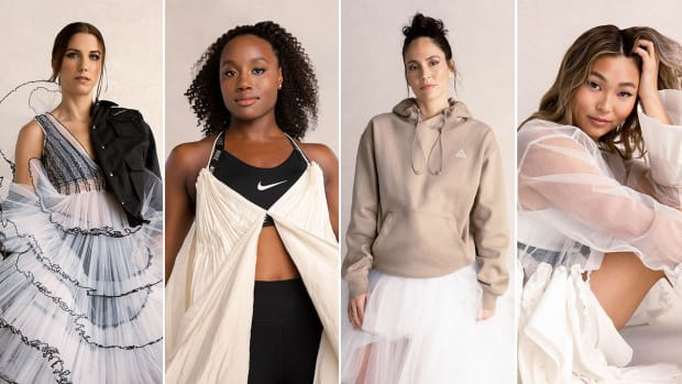 U.S. Women Olympians Alex Morgan, Sue Bird, Simone Manuel and Chloe Kim have teamed up to found TOGETHXR