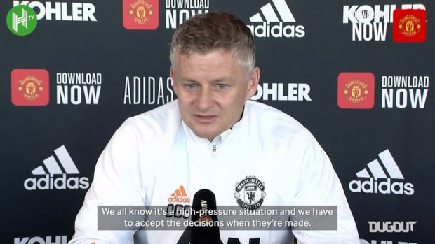 Solskjær gives Paul Pogba update ahead of Crystal Palace match