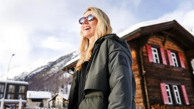 Mikaela Shiffrin wants more than just a return to form as she trains for the 2022 Winter Olympics.