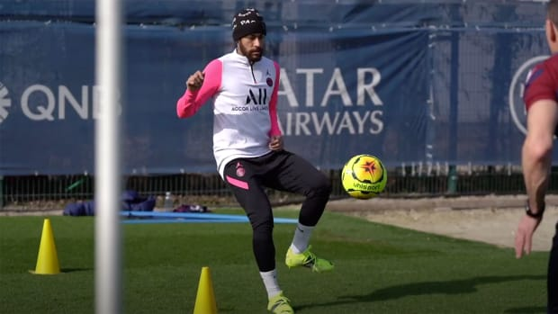 Neymar-Return-PSG-Training