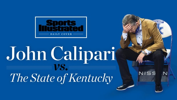 John Calipari vs. The State of Kentucky
