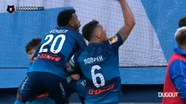 Best goals of week 20 in the 2020-21 RPL season