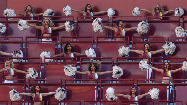 Washington Football Team Cheerleaders