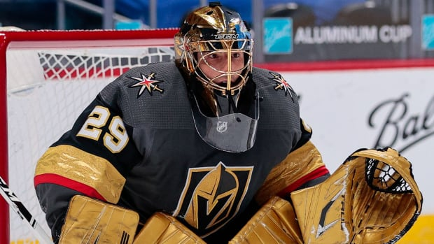 Vegas Golden Knights Marc-Andre Fleury