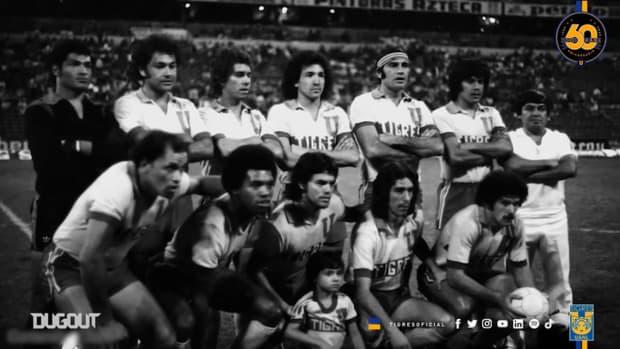 Iconic Tigres moments