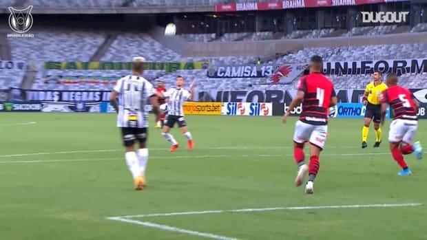 Brasileirão's top five goals of 2020-21 season