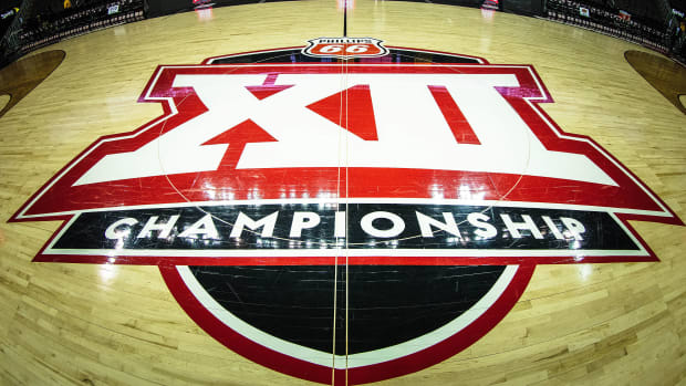 Big 12 tournament logo