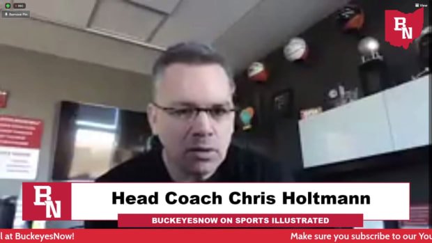 Chris Holtmann on What He Sees in Illinois and the Season Being Successful
