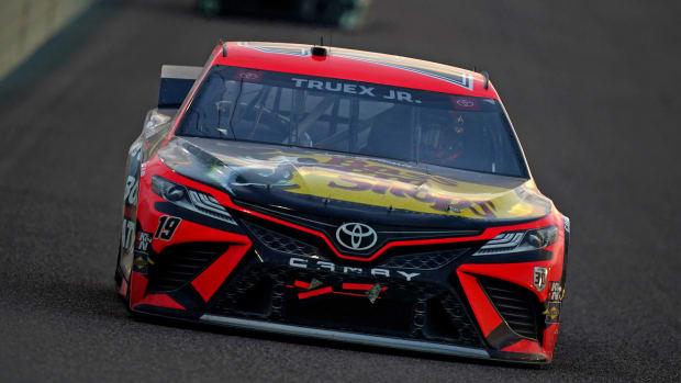 NASCAR Martin Truex Jr.