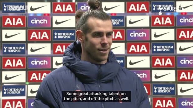 Gareth Bale, Lucas Moura react to Tottenham's win over Crystal Palace