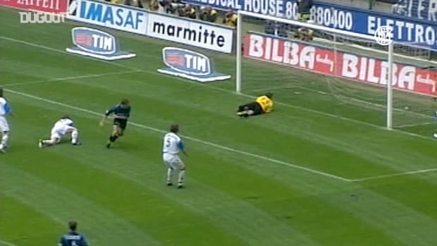 Inter's best home goals against Atalanta