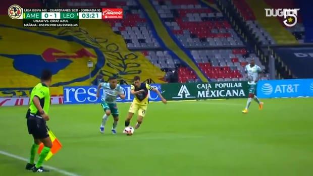 Club América's 2-1 win vs León