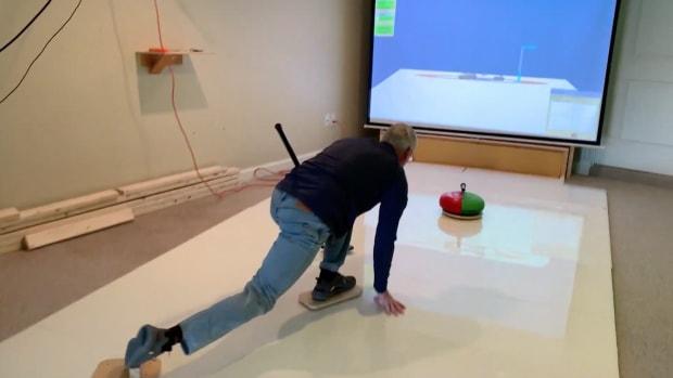 Curling Simulator