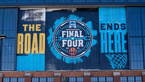 Lucas Oil Stadium will host this year's Final Four