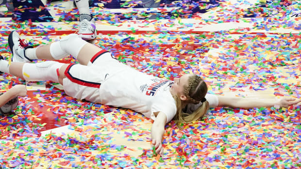 Paige Bueckers and UConn are one of the favorites to cut down the nets in San Antonio