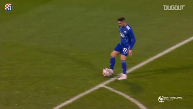 Dinamo Zagreb defeat Rijeka