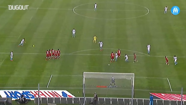 Benoit Cheyrou's superb free-kick vs Brest