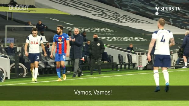 José cam: Kane and Bale demolish Crystal Palace