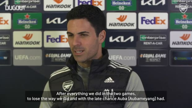 Arteta: We are a better team than last year