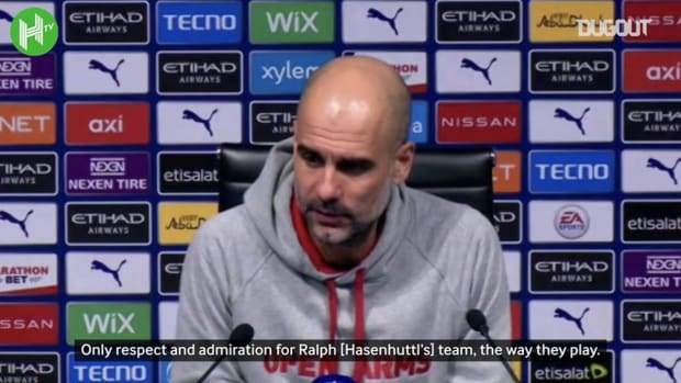 Pep Guardiola gives high praise to Southampton
