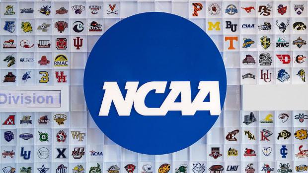 NCAA team logos