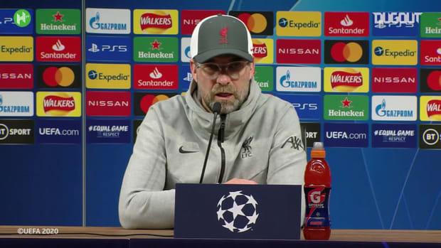 Jürgen Klopp hopeful of momentum following RB Leipzig victory