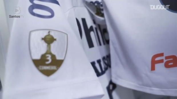 Behind the scenes of Santos' victory vs Deportivo Lara