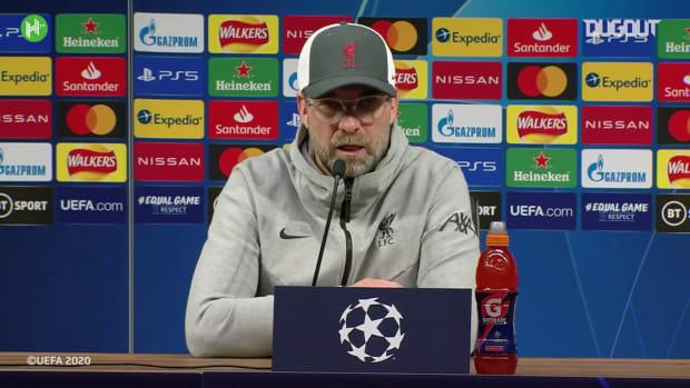 Jürgen Klopp hopeful of momentum following RB Leipzig victory - Dugout