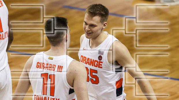 Syracuse's Buddy Boeheim