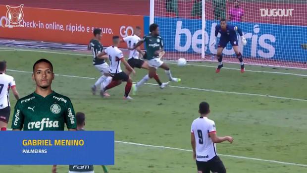 Brasileirão's rising stars of 2020-21 season