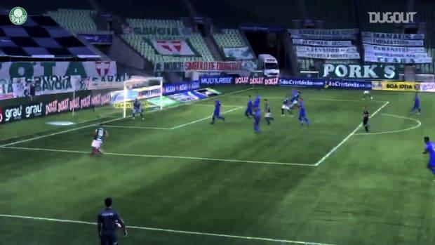 Palmeiras beat São Caetano at Allianz Parque