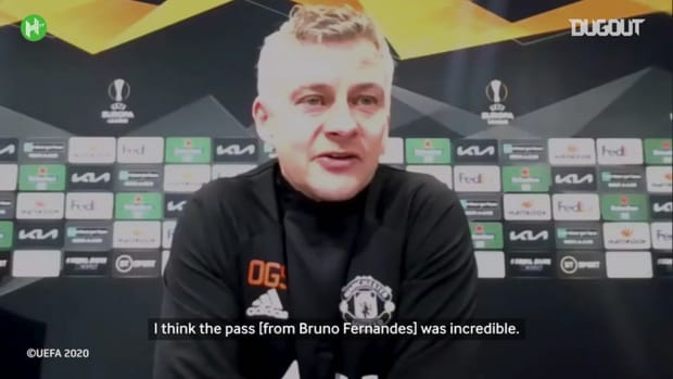 Ole Gunnar Solskjaer on Amad Diallo's first Manchester United goal