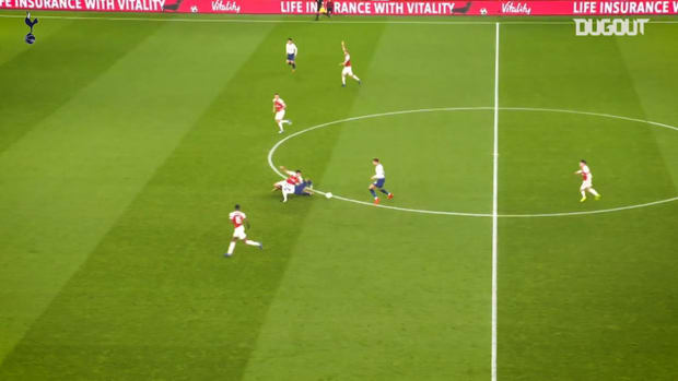 The best of Heung-Min Son against Arsenal