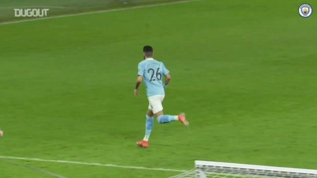 Pitchside: Mahrez scores twice in demolition of Southampton