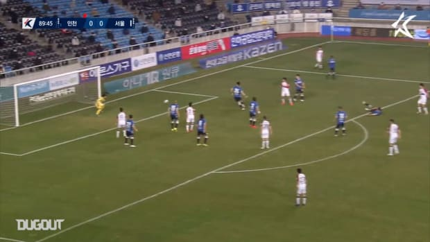 Ki Sung-yueng's first K League goal since return