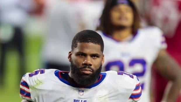 Bills T Daryl Williams.