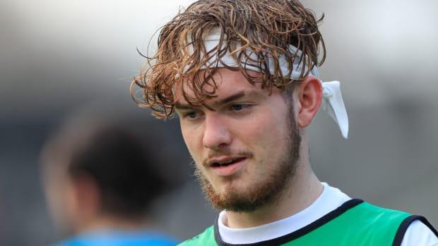 Harvey Elliott Liverpool Blackburn