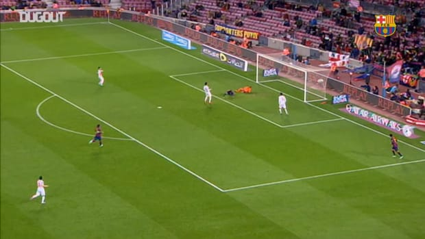 Pedro scores hat-trick as Barça crush Huesca in Copa del Rey