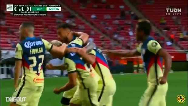 Henry Martín's brace vs Chivas
