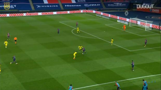 Mbappé's mistake leads to Kolo Muani's great goal