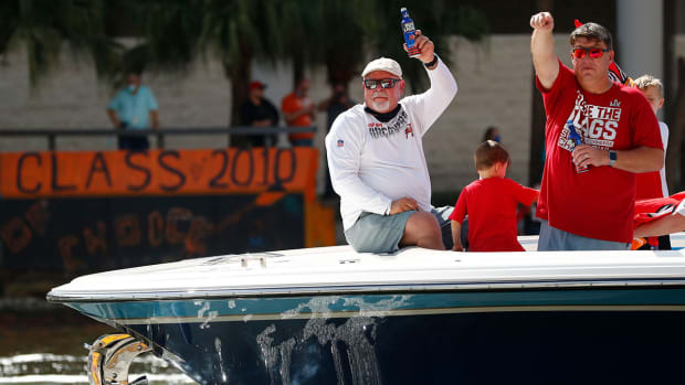 tampa-bay-buccaneers-boat-parade-bruce-arians-jason-licht