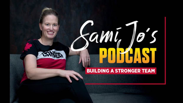 Sami Jo Small Podcast: Jennifer Botterill