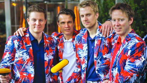 Team Ulsrud pants jackets