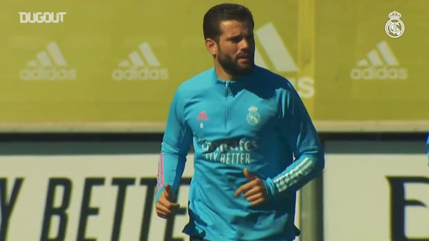 The team is now getting ready for the trip to Celta after the Champions League victory
