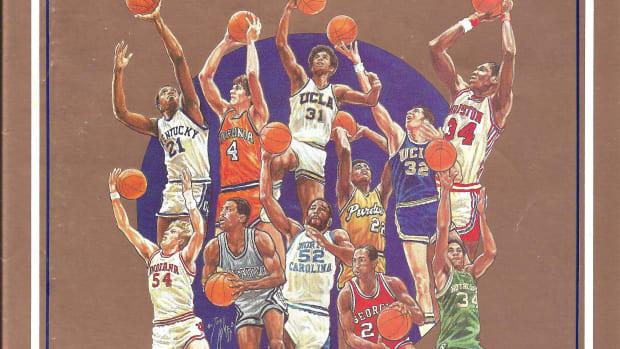 1985 NCAA Tournament, game program
