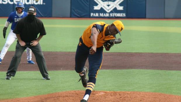 Carlson Reed - WVU Baseball