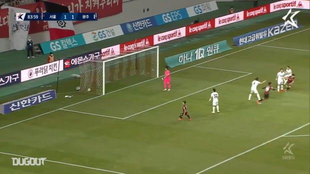 Ki Sung-yueng's spectacular match-winner against Gwangju